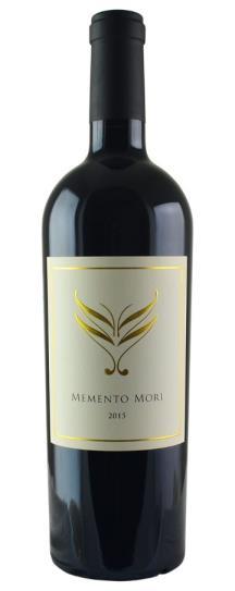 2015 Memento Mori Cabernet Sauvignon Napa