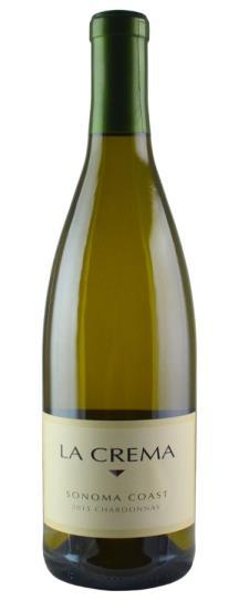 2015 La Crema Chardonnay Sonoma Coast