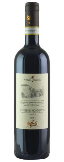 2013 Piancornello Brunello di Montalcino