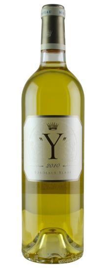 2010 Chateau d'Yquem Y (Ygrec)