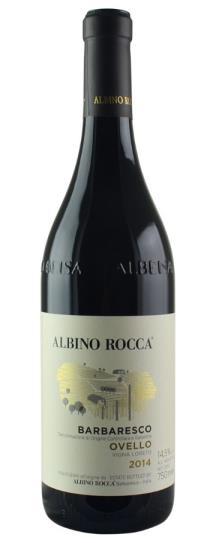 2014 Albino Rocca Barbaresco Ovella Vigna Loreto