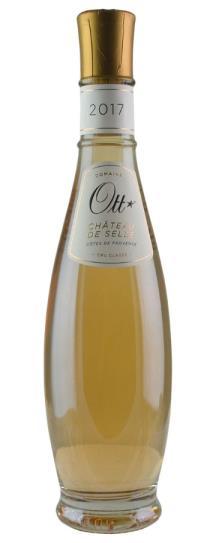 2017 Domaines Ott Cotes de Provence Rose Chateau de Selle