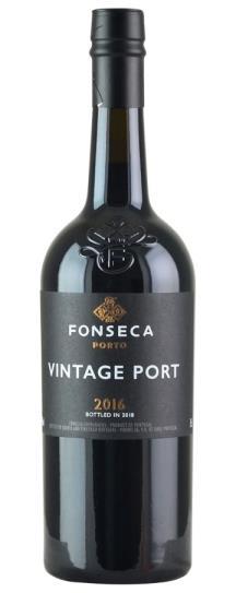 2016 Fonseca Vintage Port