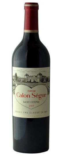 2020 Calon Segur Bordeaux Blend