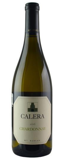 2016 Calera Chardonnay Mt Harlan