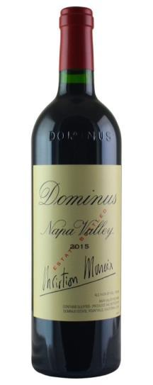 2015 Dominus Proprietary Red Wine