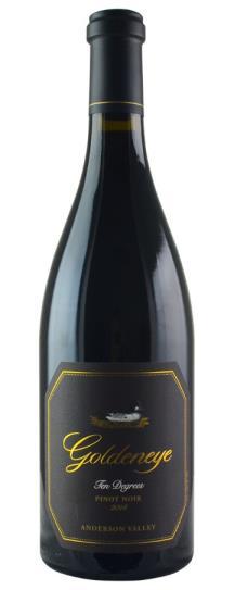2014 Goldeneye (Duckhorn) Pinot Noir Ten Degrees