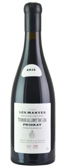 2015 Terroir al Limit Priorat Garnacha Les Manyes