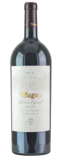 2014 Muga Rioja Reserva Seleccion Especial