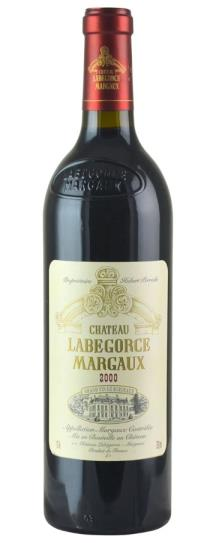 2000 Labegorce Bordeaux Blend