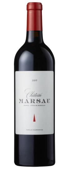 2017 Marsau Bordeaux Blend