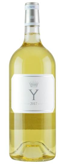 2017 Chateau d'Yquem Y (Ygrec)