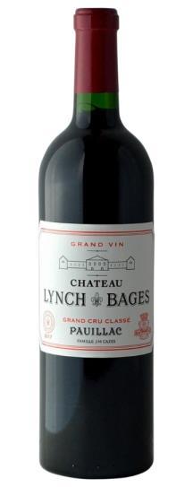 2020 Lynch Bages Bordeaux Blend