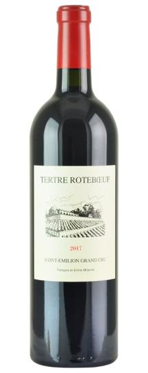 2018 Le Tertre Roteboeuf Bordeaux Blend