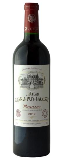 2015 Grand-Puy-Lacoste Bordeaux Blend
