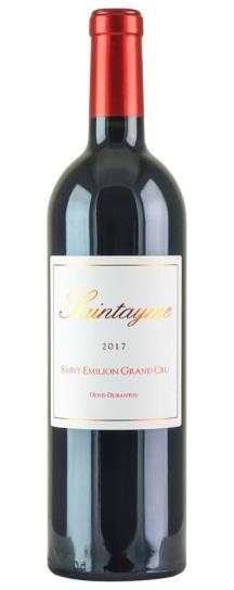 2017 Saintayme Bordeaux Blend