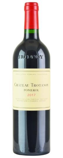 2017 Trotanoy Bordeaux Blend