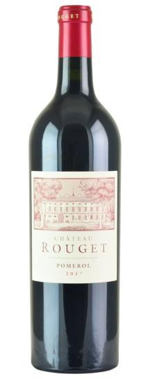 2017 Rouget Bordeaux Blend