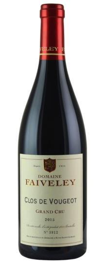 2015 Domaine Faiveley Clos de Vougeot