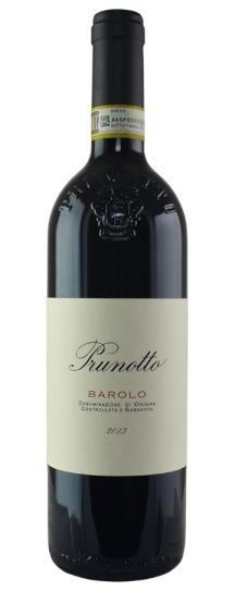 2013 Alfredo Prunotto Barolo