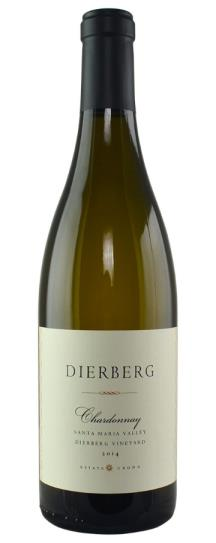 2014 Dierberg Chardonnay Estate Grown Santa Maria Valley
