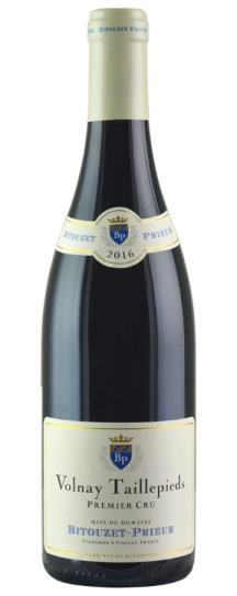 2016 Domaine Bitouzet Prieur Volnay Taillepieds