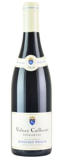 2019 Domaine Bitouzet Prieur Volnay Caillerets