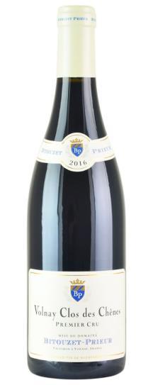 2016 Domaine Bitouzet Prieur Volnay Clos des Chenes