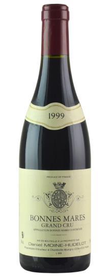 1999 Domaine Moine-Hudelot Bonnes Mares