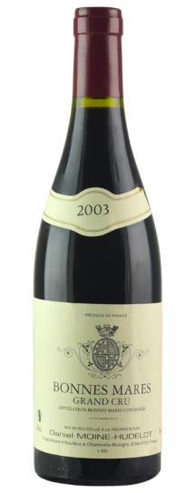 2003 Domaine Moine-Hudelot Bonnes Mares
