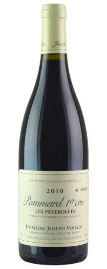 2010 Domaine Joseph Voillot Pommard Pezerolles
