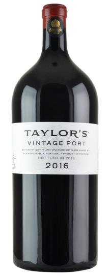 2016 Taylor Fladgate Fladgate Vintage Port