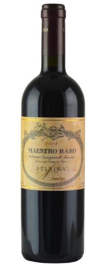 2014 Fattoria di Felsina Felsina Cabernet Sauvignon Maestro Raro