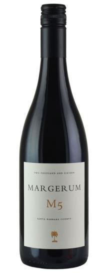 2016 Margerum Wine Co M 5