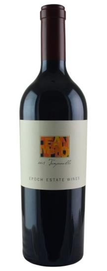 2013 Epoch Estate Tempranillo