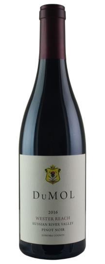 2016 DuMol Wester Reach Pinot Noir
