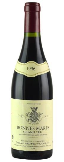 1996 Domaine Moine-Hudelot Bonnes Mares