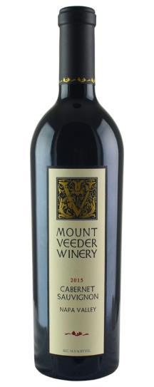2015 Mount Veeder Winery Cabernet Sauvignon