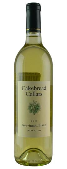 2017 Cakebread Cellars Sauvignon Blanc