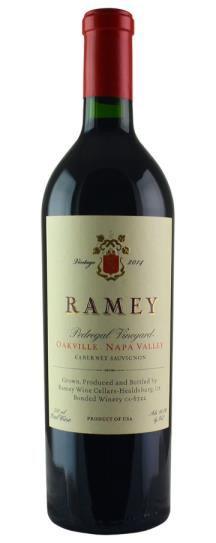 2014 Ramey Cabernet Sauvignon Pedregal Vineyard