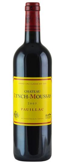 2005 Lynch Moussas Bordeaux Blend