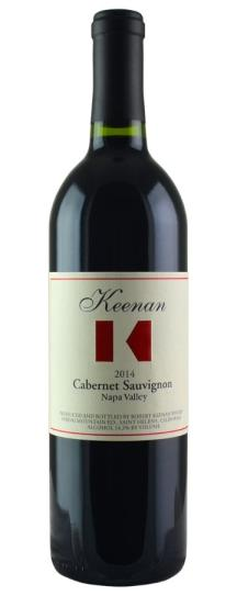 2014 Robert Keenan Cabernet Sauvignon
