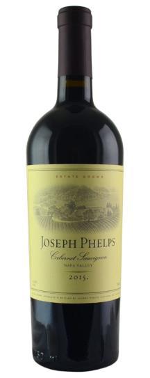 2015 Joseph Phelps Napa Cabernet Sauvignon