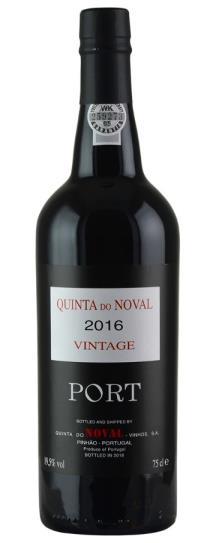 2016 Quinta do Noval Vintage Port