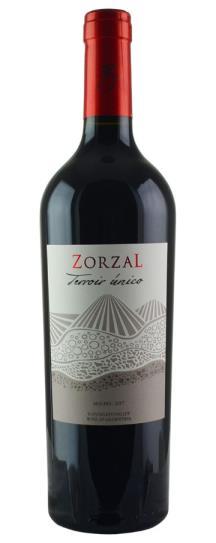 2017 Vina Zorzal Unico Malbec
