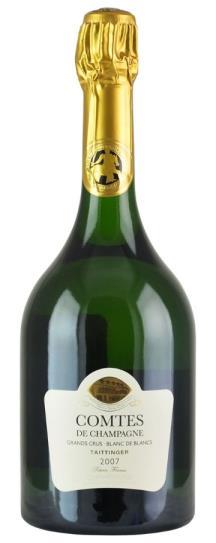 2007 Taittinger Comtes de Champagne Blanc de Blancs