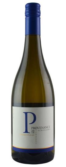 2016 Provenance Vineyards Chardonnay