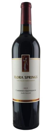 2015 Flora Springs Cabernet Sauvignon