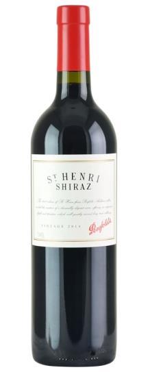2014 Penfolds Shiraz St Henri