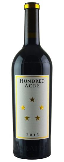 2013 Hundred Acre Vineyard Wraith Cabernet Sauvignon
